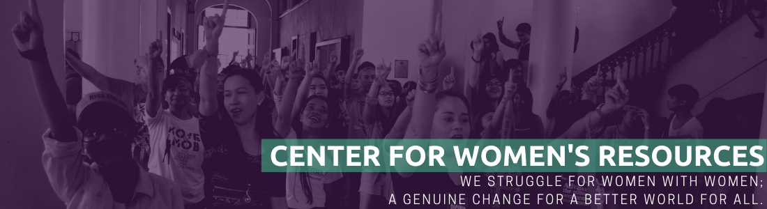 CWR | Center for Women's Resources