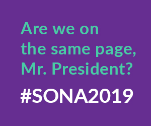#SONA2019