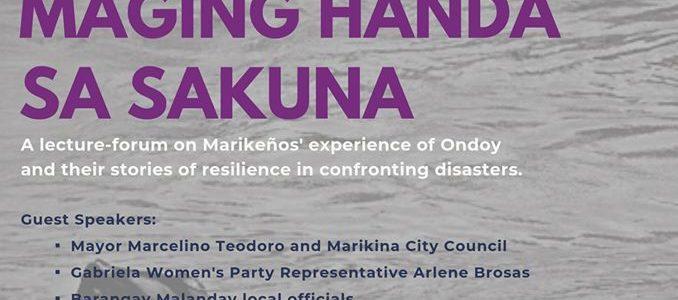 10 Taon: Paggunita sa Hagupit ni Ondoy